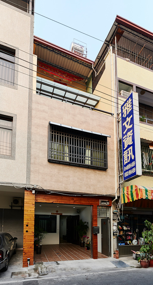 Minimalist houses by 瑞瑩室內裝修設計工程有限公司 Minimalist