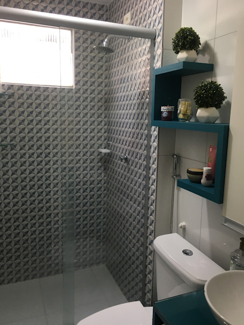 сучасний  by SFL Design de Interiores , Сучасний