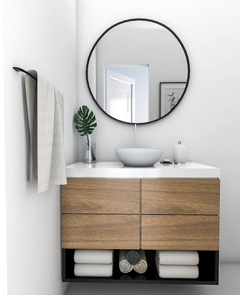 Bathroom by Bhavana, Industrial