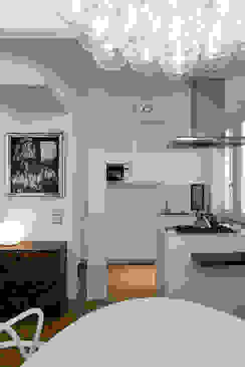 Cocinas equipadas de estilo  por Patrizia Burato Architetto,