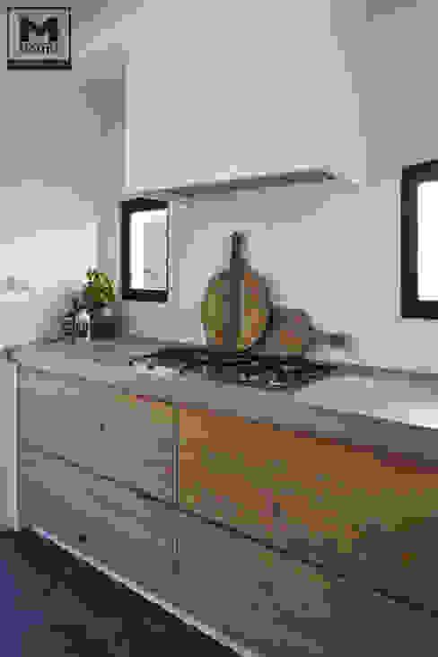 Keuken Werkhoven Molitli Interieurmakers Scandinavische keukens Hout