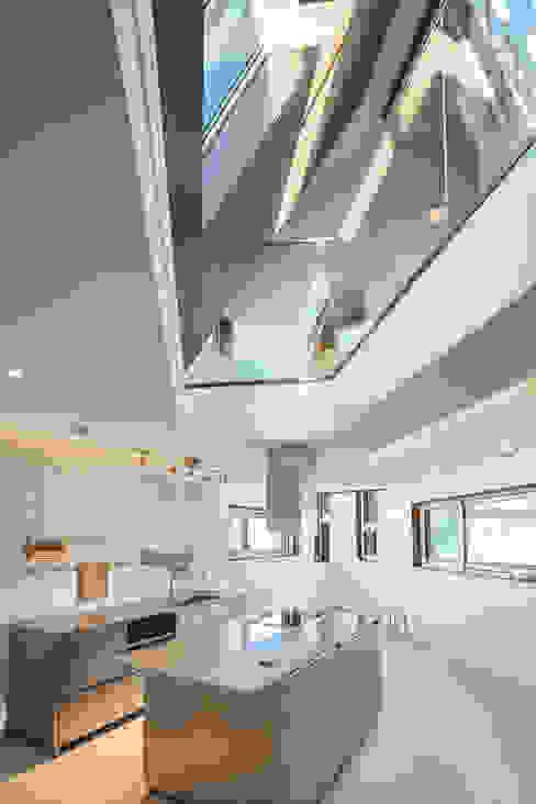 AAPA건축사사무소 Modern Kitchen