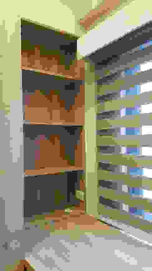臥室系統書桌 懷謙建設有限公司 書房/辦公室桌子