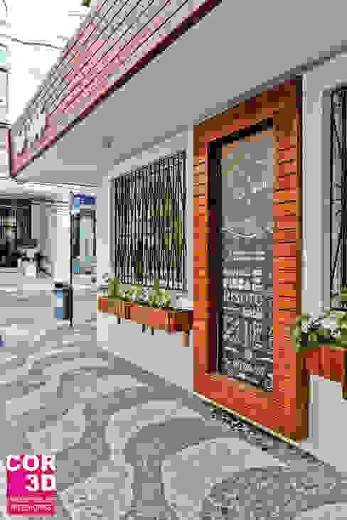 Empório e Pastifício Vovó Dilecta Cor3D Projetos de Interiores Espaços gastronômicos coloniais