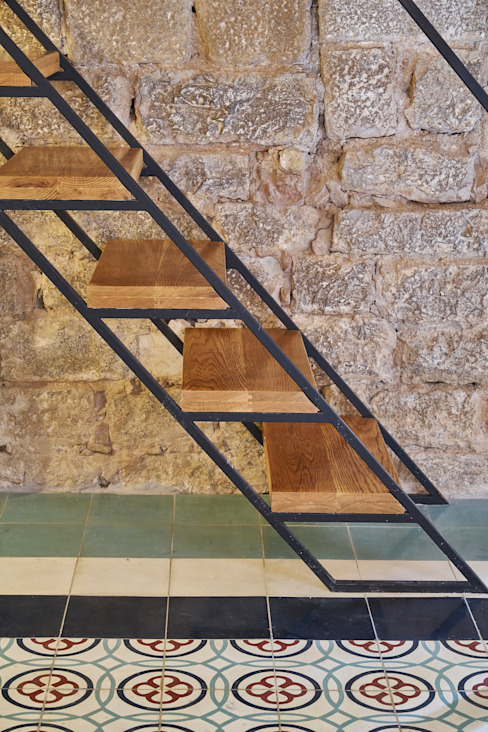 ROSIC APARTMENT Bloomint design Stairs