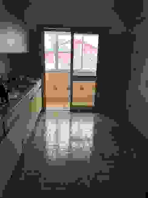 Cozinha- ANTES por Rima Design Escandinavo