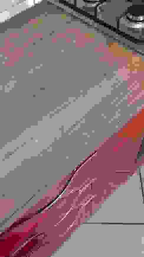 Mobili Di Palma 置入式廚房 複合木地板 Red