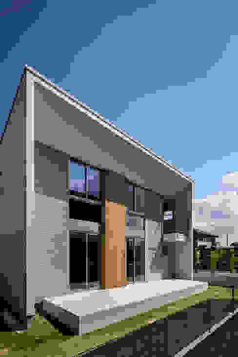 松岡淳建築設計事務所 Case moderne