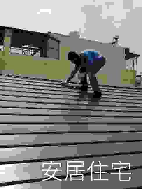 鍍鋁鋅+氟碳烤漆 by 安居住宅有限公司
