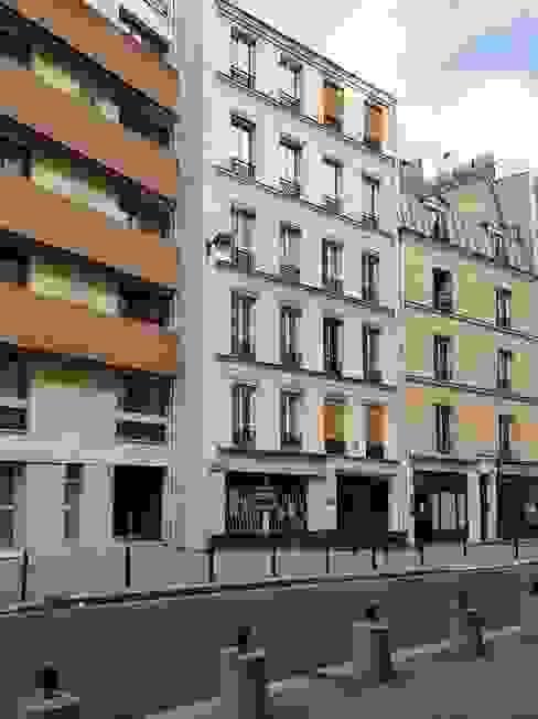 Appartamento a Parigi Case in stile rustico di smellof.DESIGN Rustico
