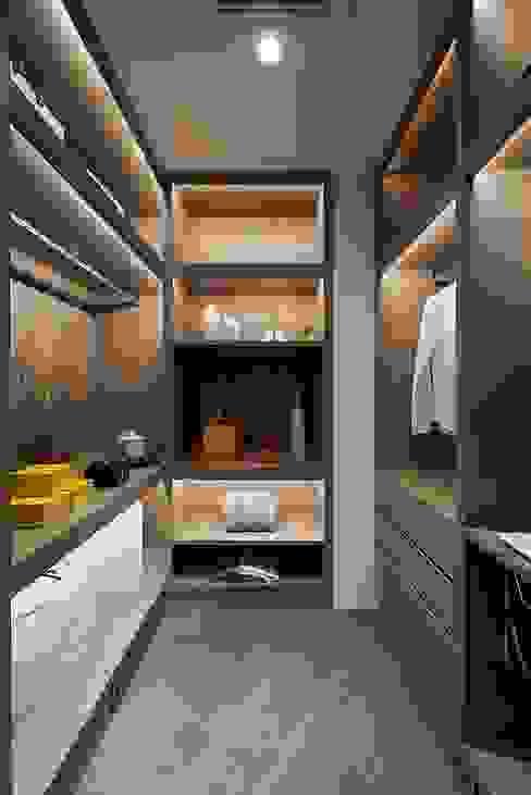 細膩質感景觀宅 根據 層層室內裝修設計有限公司 現代風