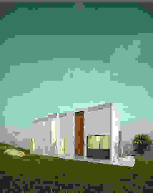 by Zona Arquitectura Más Ingeniería Modern Concrete