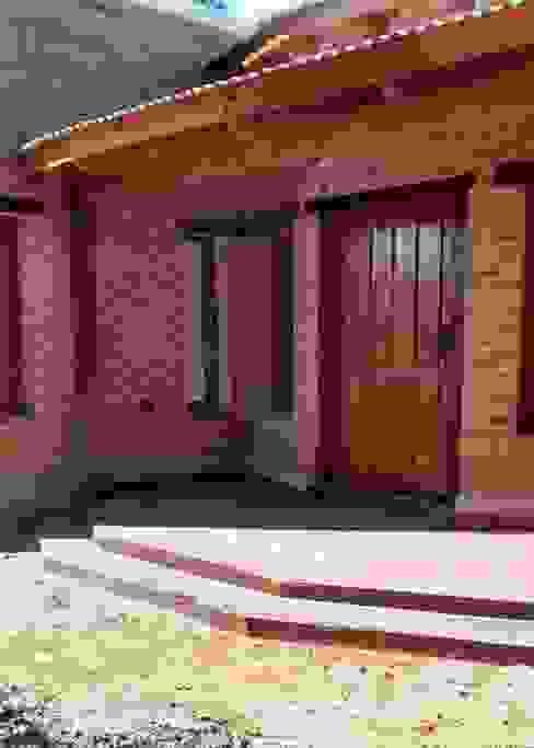 Casas rústicas de Sofía Lopez Arquitecta Rústico