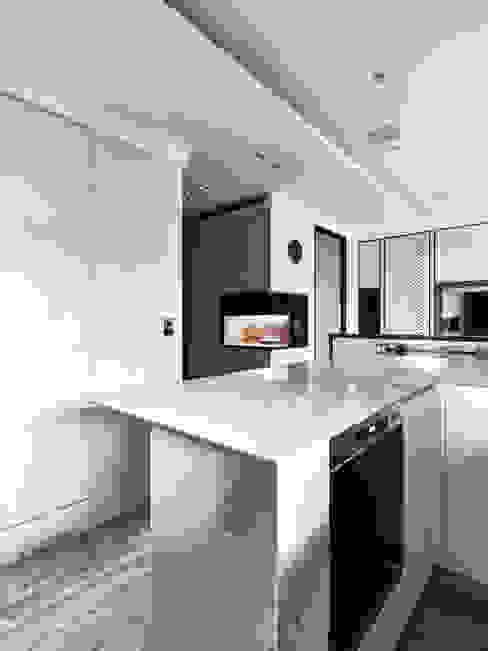 單身女子公寓 原礦 Calibration 根據 耀昀創意設計有限公司/Alfonso Ideas 北歐風