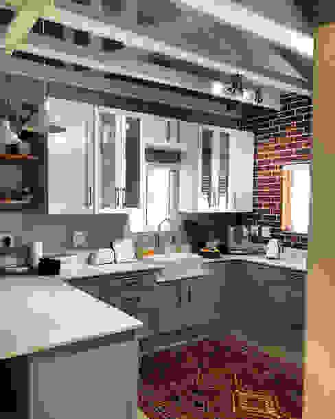 Kitchen Renovation Modern kitchen by CS DESIGN Modern