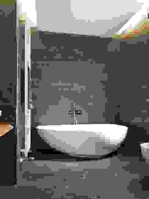 Vasca da bagno A2pa Bagno moderno Nero