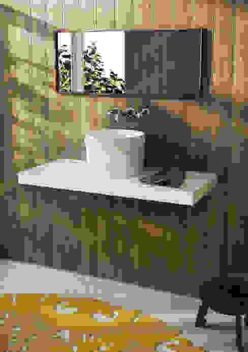 Ванные комнаты в . Автор – ZICCO GmbH - Waschbecken und Badewannen in Blankenfelde-Mahlow, Кантри Мрамор