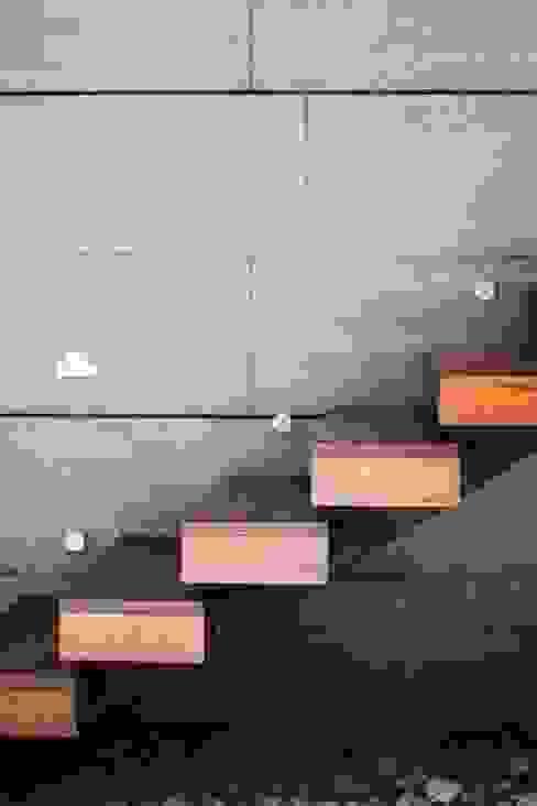 Casa Bosque Studioyg Diseño Interior Escaleras