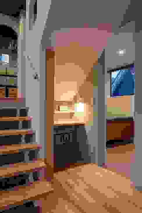 Four Decks ミニマルデザインの 書斎 の 富谷洋介建築設計 ミニマル