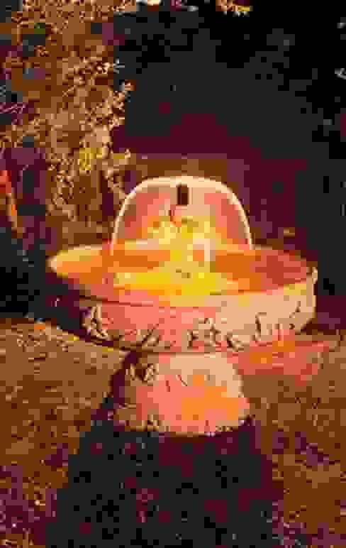 Vasi, fioriere, fontane, statue e tanto altro ancora Tonazzo Srl GiardinoAccessori & Decorazioni Arancio