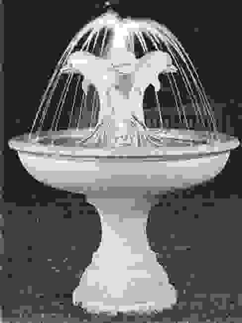 Vasi, fioriere, fontane, statue e tanto altro ancora Tonazzo Srl GiardinoAccessori & Decorazioni Bianco