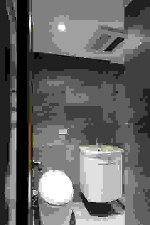 浴室 根據 果仁室內裝修設計有限公司 北歐風