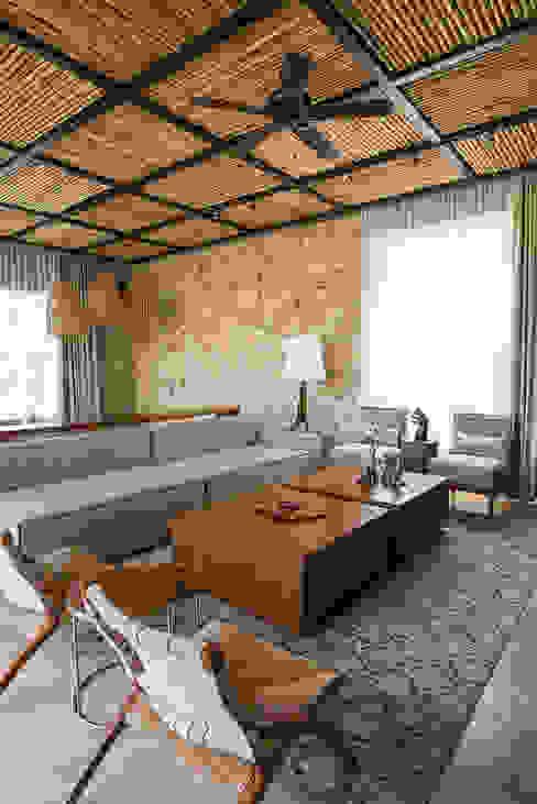 Chehade Carter Diseño Interior Living room