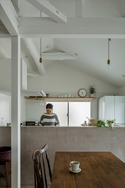 Kitchen by ALTS DESIGN OFFICE,