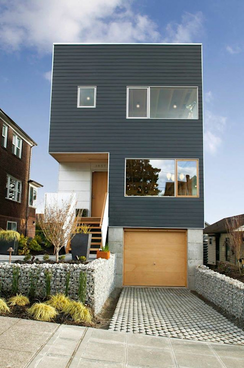 :  Houses by S.R. Buildtech – The Gharexperts,Modern