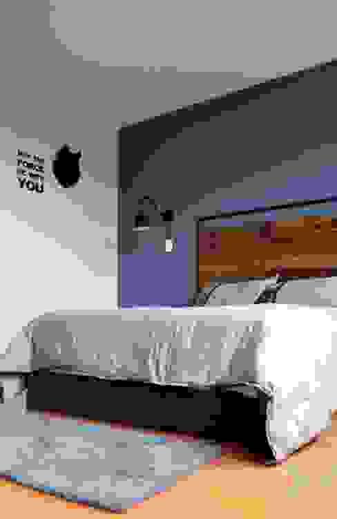Estudio Raya Modern style bedroom