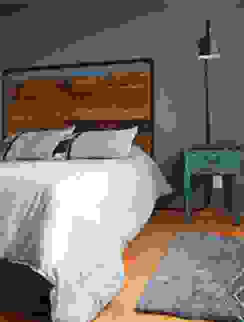 Central855 Estudio Raya Dormitorios modernos