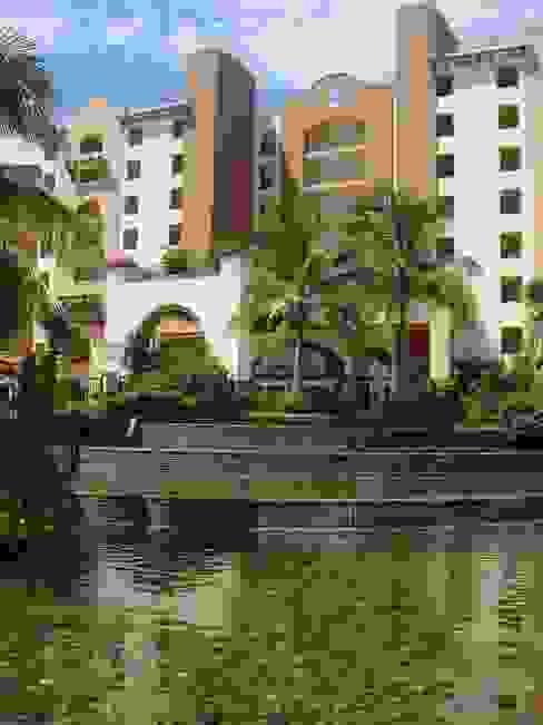 Villa del Palmar Flamingos Facere Arquitectura Casas tropicales