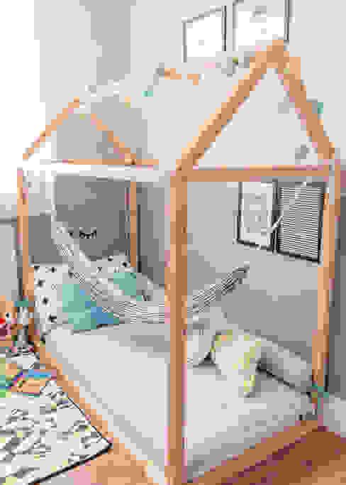 Quarto infantil CORES - Arquitetura e Interiores Quarto infantil moderno