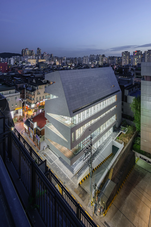 D Office 건축사사무소 어코드 URCODE ARCHITECTURE 회사