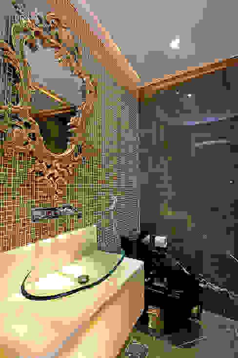 Apartamento Praia de Iracema RI Arquitetura Banheiros rústicos