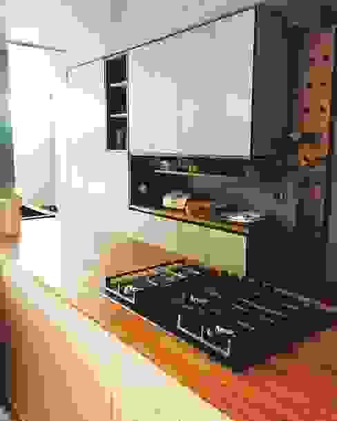 Modern style kitchen by MMAD studio - arquitectura interiorismo & mobiliario - Modern