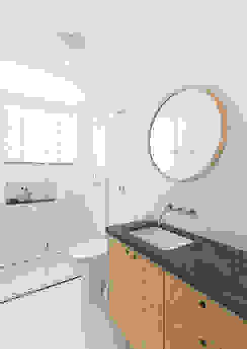 Banheiro INÁ Arquitetura Banheiros modernos