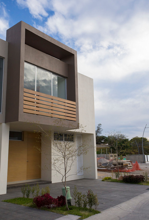 Altavista Residencial Casas modernas de TaAG Arquitectura Moderno