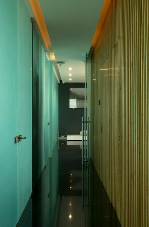 Oficinas corporativas en Andares, Zapopan. Estudios y despachosescandinavos de TaAG Arquitectura Escandinavo