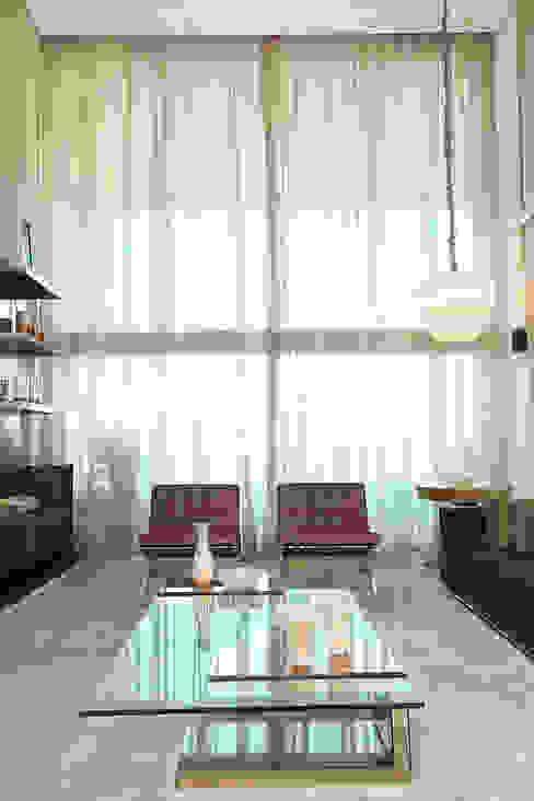 Salas modernas de RI Arquitetura Moderno