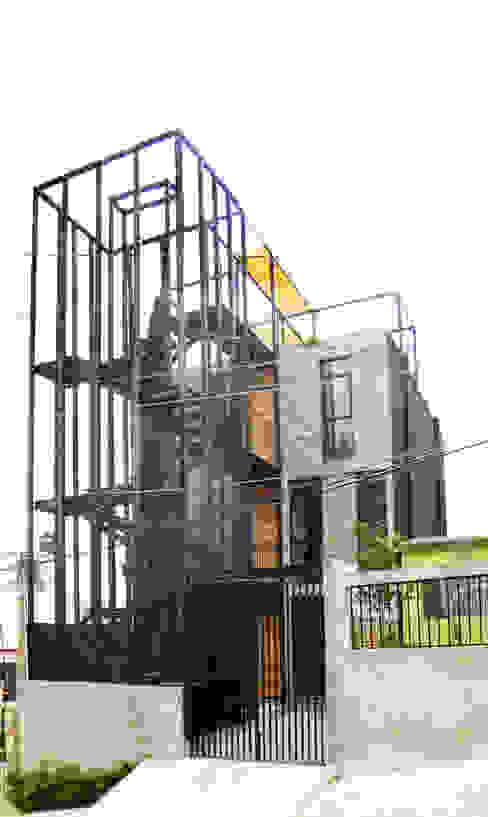 Departamentos El Pino Casas industriales de Apaloosa Estudio de Arquitectura y Diseño Industrial
