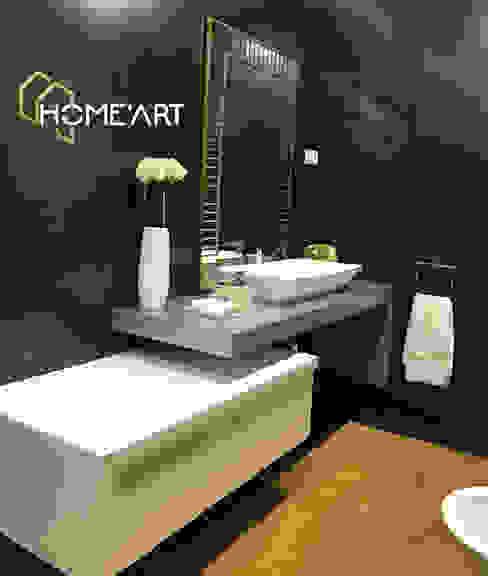 WC Casas de banho modernas por Home'Art Moderno