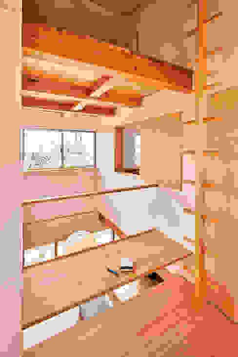 Projekty,  Schody zaprojektowane przez 梶浦博昭環境建築設計事務所