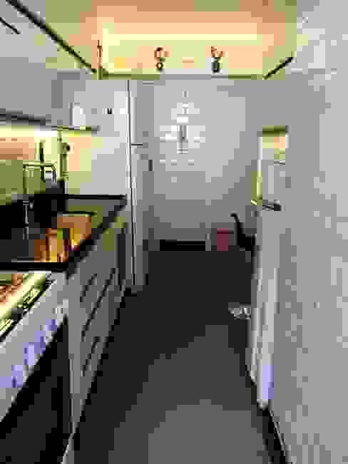 Claudia Saraceni Dapur Modern