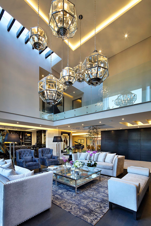 Modern living room by homify Modern Concrete