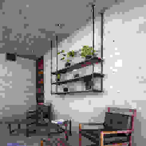 بلكونة أو شرفة تنفيذ Garza Maya Arquitectos