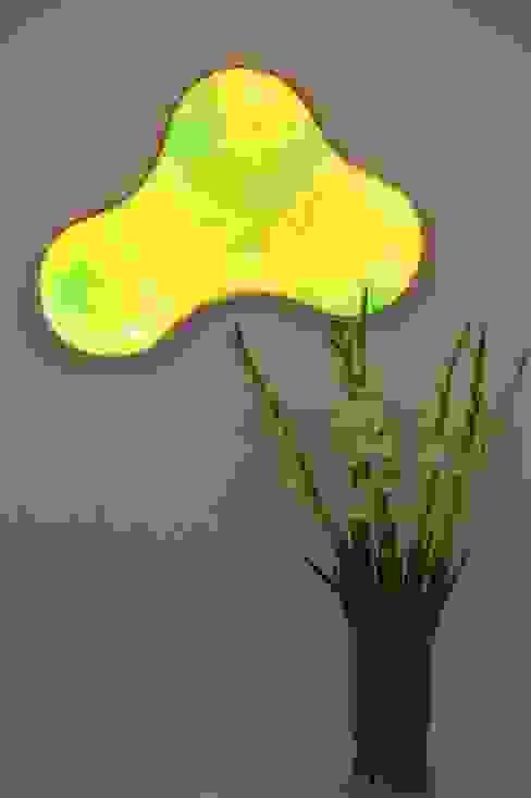Lichtobjekte Moderne Wohnzimmer von Textile Objekte Modern