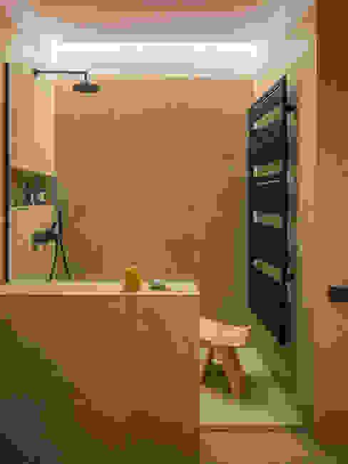 Ванные комнаты в . Автор – The Room Studio, Модерн