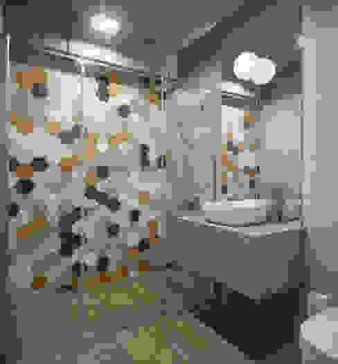LIGHTHOUSE Ванная комната в стиле минимализм от ANARCHY DESIGN Минимализм
