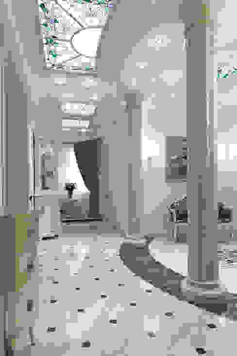 Холл в частном доме от Андреевы.РФ